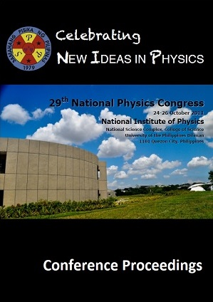SPP2011 Conference Proceedings Cover