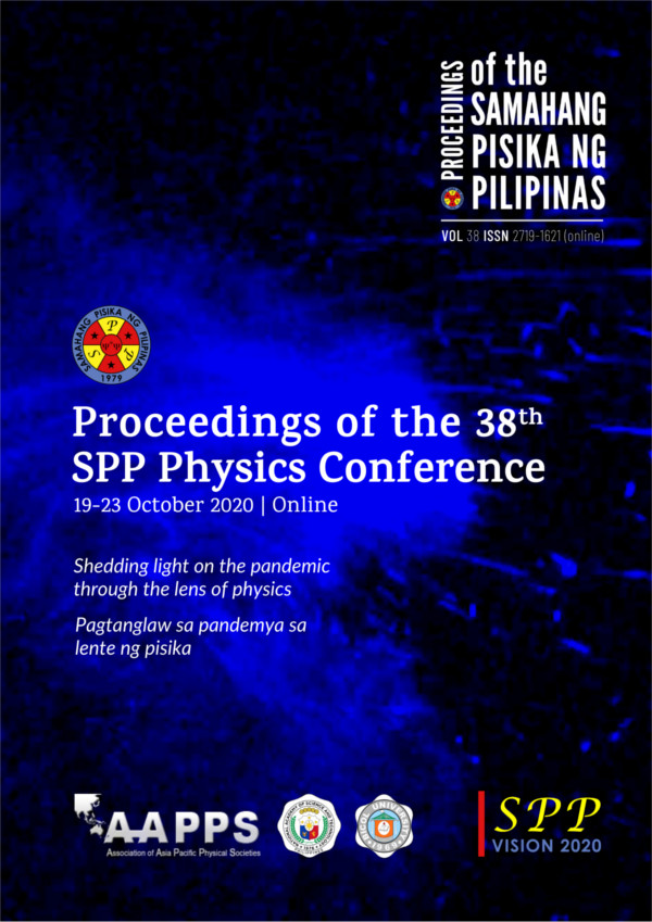 SPP2020 Proceedings Cover