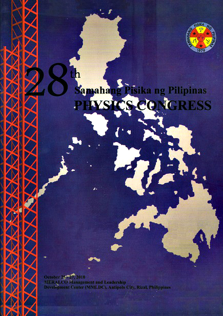 SPP 2010 Proceedings Cover