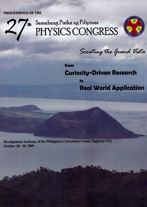 SPP 2009 Proceedings Cover