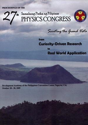 SPP 2009 Proceedings Cover
