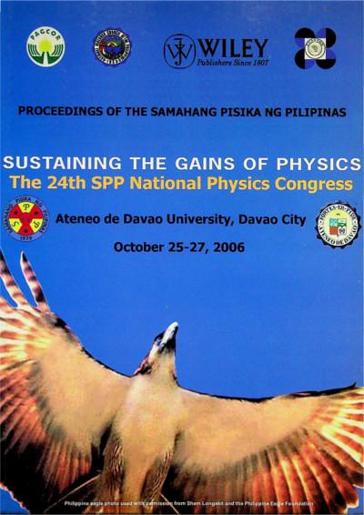 SPP 2006 Proceedings Cover