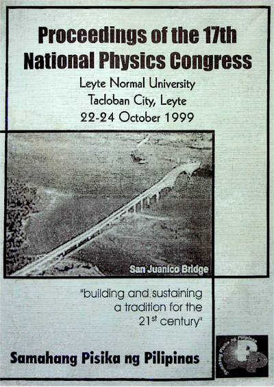 SPP 1999 Proceedings Cover