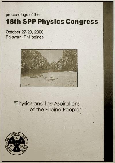 SPP 2000 Proceedings Cover