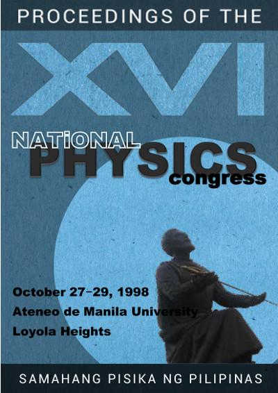 SPP 1998 Proceedings Cover